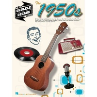 Ukulele Decade Series Songbooks