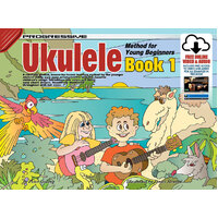 Progressive Ukulele for Young Beginners