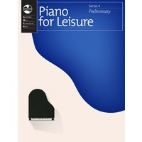 AMEB Piano For Leisure Series 4