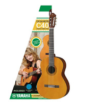 Yamaha C40 Gigmaker Pack
