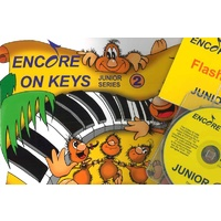Encore on Keys Junior Series Level 2 Kit