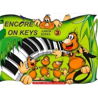 Encore on Keys Junior Series Level 3 Kit