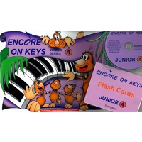 Encore on Keys Junior Series Level 4 Kit