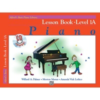 Alfred's Basic Piano Library: Lesson BK/CD