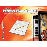 Alfred's Premier Piano Course, Theory