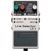Boss LS2 Line Selector Effects Pedal