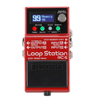 Boss RC3 Loopstation Effects Pedal