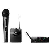 AKG WMS Mini Pro Handheld and Instrument Wireless System
