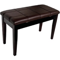 AMS KTW12 Piano Stool Polished Walnut