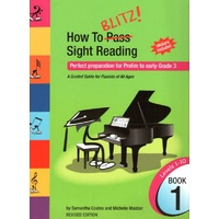 How to Blitz Sightreading