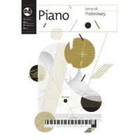 AMEB Piano Series 18 Grade Books