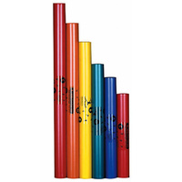 Boomwhackers 6-Note Pentatonic C-Major Scale Set