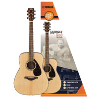 Yamaha Gigmaker 800 Gloss Finish Acoustic Guitar Pack