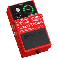 Boss RC1 Loopstation Effects Pedal