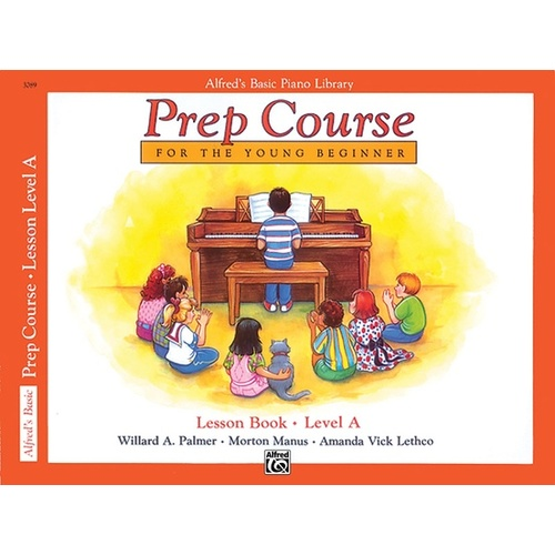 Alfred's Basic Piano Prep Course [Level: A]